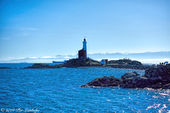 Fisgard Lighthouse (Per@vicbcca) Tags: sony dscrx100m4 victoria britishcolumbia canada vancouverisland seascape fisgardlighthouse