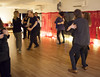 Dancing (highlunder) Tags: fridaynightblues odenplan sss stockholm stockholmblues swedishswingsociety blues dancing people