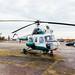 Police helicopter / Polizeihubschrauber