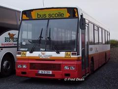 Bus Eireann AD11 (94D3011). (Fred Dean Jnr) Tags: august2010 wexford rosslare buseireann daf sb220 alexander setanta busscoile schoolbus ad11 94d3011 exdublinbus