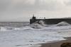 Stormy seas at Ravenscraig Beach  32 (Bill Cumming) Tags: fife kirkcaldy ravenscraig storm waves harbour pier