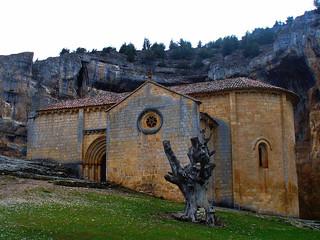 Ermita de San Bartolome (Soria)