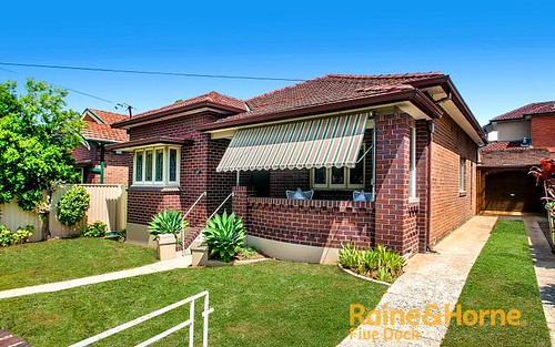 37 Ramsay Rd, Five Dock NSW 2046
