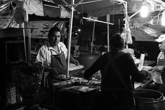 *** (.sl.) Tags: mexico mexique streetphotography night nightshot street streetfood streetmarket market