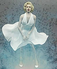 1/6 scale Marilyn Monroe (Cremdon) Tags: marilyn monroe phicen tbleague 16actionfigures 16cale 16 actionfigures