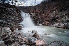 Cascate del Perino (antoniopedroni photo) Tags: cascate perino waterfall cascatedelperino piacenza calenzano italy winter