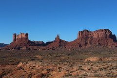The rocks of Monument Pass in Monument Valley in southern Utah (Hazboy) Tags: hazboy hazboy1 arizona utah monument valley southwest west western us usa america october 2017