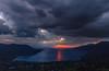 A magical sunset (Vagelis Pikoulas) Tags: sun sunset landscape sea seascape porto germeno greece sky skyscape clouds cloudy cloud cloudscape tokina canon 6d view
