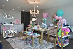 Inauguración de Celinas Kids showroom
