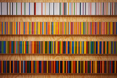 Douglas Coupland; Spectra Four Seasons (2010, pencil crayons, Plexiglas) ; Exhibition: everywhere is anywhere is anything is everything at the Vancouver Art Gallery (2014). Photo by longzijun. (artjouer) Tags: douglascoupland contemporaryart canadianartist canadianart vag vancouverartgallery everywhereisanywhereisanythingiseverything artjouer longzijun mixedmedia
