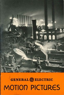 GE motion picture catalog, 1938