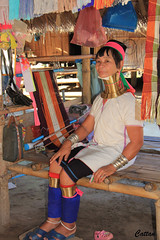Kayan Lady (Long Neck tribe), Northern Thailand (cattan2011) Tags: touristsmarket women 泰国 streetpicture streetphoto streetphotography streetart traveltuesday travelphotography travelbloggers travel thailand portrait portraitphotography kayanladylongnecktribe northernthailand