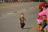 Keeping track of brother (radargeek) Tags: kid child leash baby sister brother mustang 2017 westerndayparade westerndays oklahoma smalltown