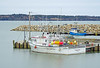 NS-00114 - Chris & Cute (archer10 (Dennis) 130M Views) Tags: sony a6300 ilce6300 village 18200mm 1650mm mirrorless free freepicture archer10 dennis jarvis dennisgjarvis dennisjarvis iamcanadian novascotia canada fishing boat lobster harbour chriscute