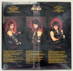 A0554 ATTILA Rolling Thunder (vinylmeister) Tags: vinylrecords albumcoverphotos heavymetal thrashmetal deathmetal blackmetal vinyl schallplatte disque gramophone album
