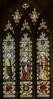 Clayworth, St Peter's church window (Jules & Jenny) Tags: clayworth stpeterschurch stainedglasswindow kempe