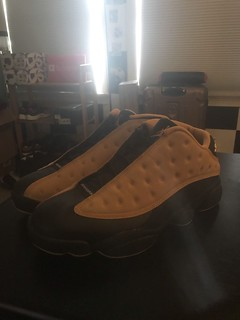 Air Jordan 13 Retro Low Black Chutney Size 10 DS