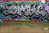 Zombie (Alex Ellison) Tags: zombie dds zomby trellicktower halloffame hof westlondon urban graffiti graff boobs