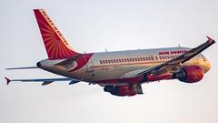 Air India Airbus A319 VT-SCJ Bangalore (BLR/VOBL) (Aiel) Tags: airindia airbus a319 vtscj bangalore bengaluru canon60d tamron70300vc