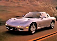 1993 Mazda RX-7 (aldenjewell) Tags: 1993 mazda rx7 brochure