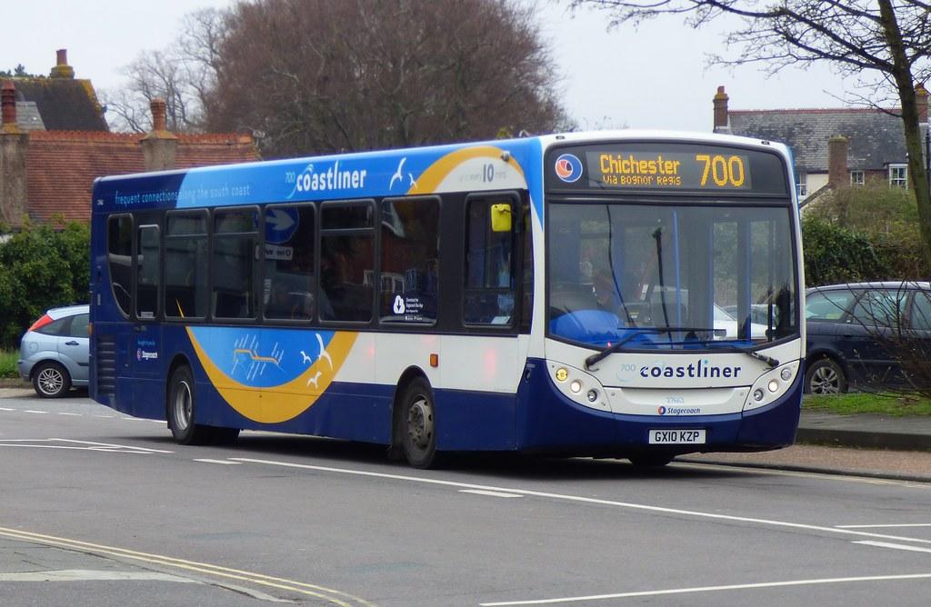 Stagecoach South 27662 GX10 KZP Chichester 13 4 18 Jmupton2000