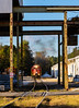Straight thru Georgia Marble Co (Kyle Yunker) Tags: gnrr georgia northeastern railroad gp20 emd