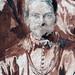 VAN DYCK Antoon,1625 - Portrait de Théodore van Thulden, Professeur à Louvain (Louvre INV19907) - Detail 05