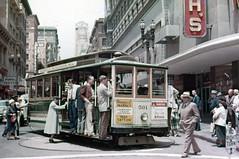 trams (foundin_a_attic) Tags: tram transit streetcar cablecar sanfrancisco