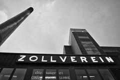 ⚒ (timmytimtim75) Tags: zollverein kokerei architecture industrialsite heritage coalmining ⚒ essen katernberg ruhrgebiet nrw monochrome