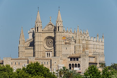 Kathedrale der Heiligen Maria in Palma de Mallorca (Peter Goll thx for +13.000.000 views) Tags: 2014 mallorca urlaub kathedrale palma katholisch catholic spanien spain nikkor nikon d800