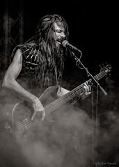 Smoke Gets In Your Eyes... (jayem.visuals) Tags: bass blackwhite blackandwhite fog livemusic male men metal music musician people rock singer smoke ©jayemvisuals ©juergenmaeurer