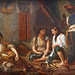 Femmes d'Alger d'H.-T. Fantin-Latour (Musée Delacroix, Paris)