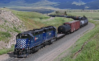 Saturday is for SD45's
