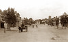 High Street, Rayleigh (footstepsphotos) Tags: rayleigh high street essex horse cart memorial road old vintage 1900s photograph past historic