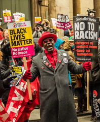 Anti-racism 2018-7 (mpearce661) Tags: c2018markpearce architecture british buildings canoneos6dmkii london march men olympus sexy streetphotography streets unitedkingdom women xz1 anti antiracism banners beautiful blokes buses culture demo demonstration fun goodlooking gorgeous gypsies handsome hunks immigrants ladies love mates placards police procession racism rebellion soho standuptoracism toriesout tourists tube underground welcome