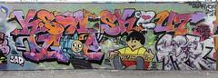Kson - Dgee - Skout (Ruepestre) Tags: kson dgee skout art paris parisgraffiti graffiti graffitis graffitifrance graffitiparis graff france francegraffiti streetart street ville villes city wall walls urbanexploration urbain urban