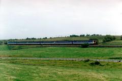 6 car 156 Greenhill (dhtulyar) Tags: greenhill bonnybridge 156 sprinter railcar dmu