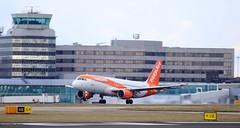 Easyjet G-EZUJ J78A1353 (M0JRA) Tags: easyjet gezuj manchester airport planes flying jets biz aircraft pilot sky clouds runways