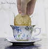 Time For Tea (Bond Photography Creations) Tags: hss splash dunk tea teacup cup biscuit fun