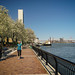 Glick Park, East River Esplanade, Manhattan