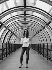 Le Centre Pompidou (Nathanaël Photo) Tags: 75004 chemise cheveuxlongs elisapicard france jeans lecentrepompidou modèle paris parisbyelles