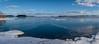 Archipelago panorama (fredrik.gattan) Tags: panorama ice water sky landscape seascape baltic sea östersjön islands island nature rådmansö stockholm sweden norrtälje östernäsbrygga östernäs roslagen clouds