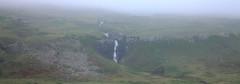 Waterfalls in the Mist (Non Paratus) Tags: mist fog scotland uk trotternish skye isleofskye innerisles innerhebrides uig 1635mmf28lii waterfall falls foss