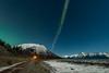 STEVE (Traylor Photography) Tags: alaska noctography sewardhighway birdcreek northernlight auroraborealis steve anchorage unitedstates us