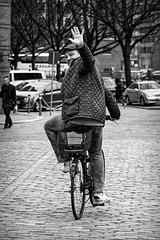 Moin Hamburg (picsessionphotoarts) Tags: blackandwhite blackandwhiteportrait streetphotography bw downtown cityofhamburg hamburgmeineperle hamburg nikonphotography nikond750 nikon urban speicherstadt hamburgspeicherstadt hamburgerecken thisishh fahrrad bike bicycle streetlife