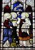 Oakham, All Saints Church, Rutland - Stained Glass (Glass Angel) Tags: claytonandbell stainedglasswindow allsaintschurchoakham oakham church rutland