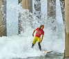 Surfer, Huntington Beach, California (szeke) Tags: california huntingtonbeach losangeles surfer woman surfing