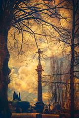 Ainhoa - Lapurdi (Ro Cafe) Tags: 52semanas52palabras religión religion cruz cross cementerio cemetery textured painterly ainhoa france nikkor2470f28 nikond600