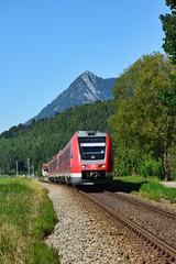 DB 612 (Paolo Brocchetti) Tags: paolobrocchetti allgau algovia db automotrice altstadten rail bahn baviera nikon d810