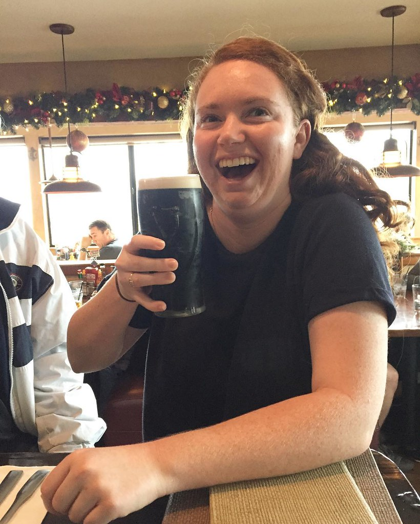 Seal Beach Bar serving Guiness Beer